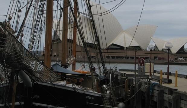 A Taste of Sydney History