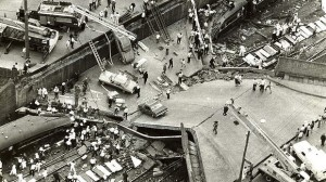 Granville Train Disaster, 18 January 1977
